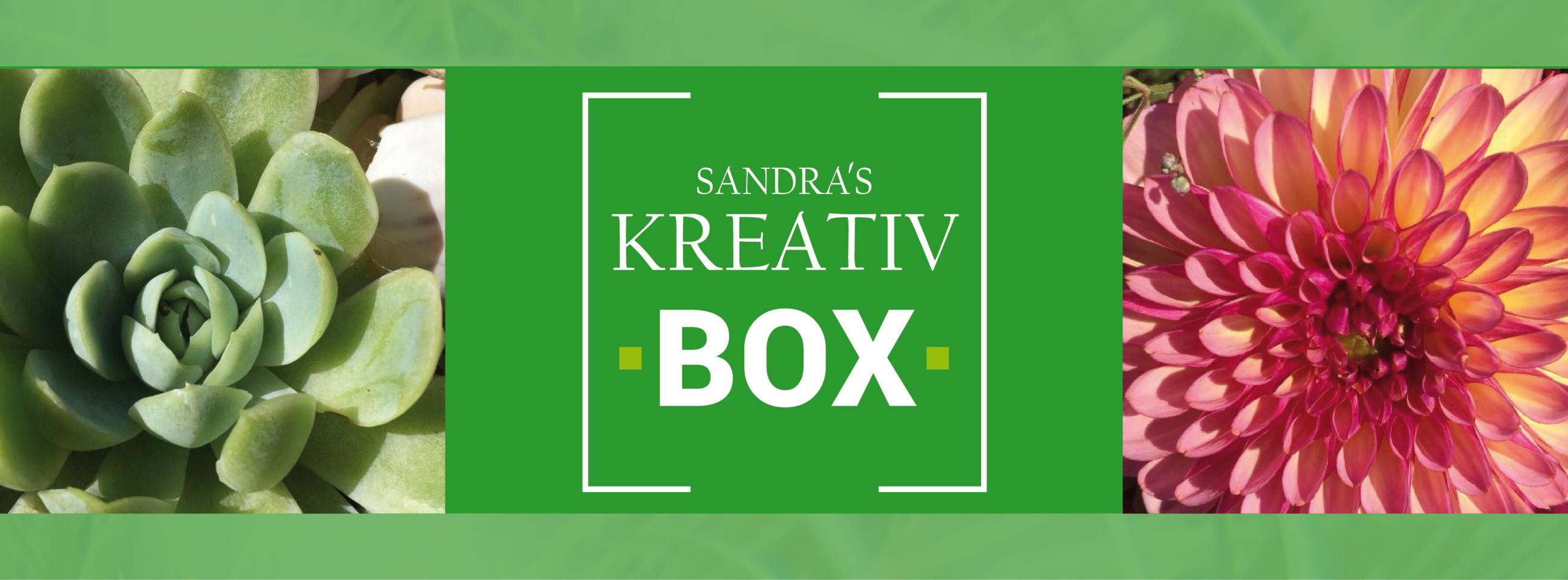 Sandra´s KreativBOX